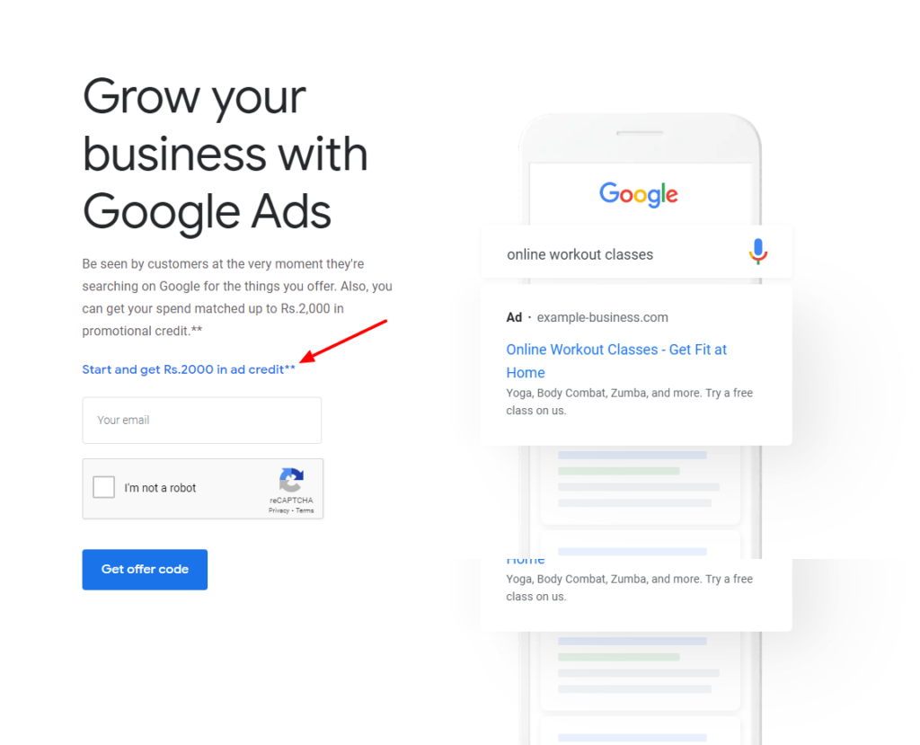 How To Create Google Ad Account